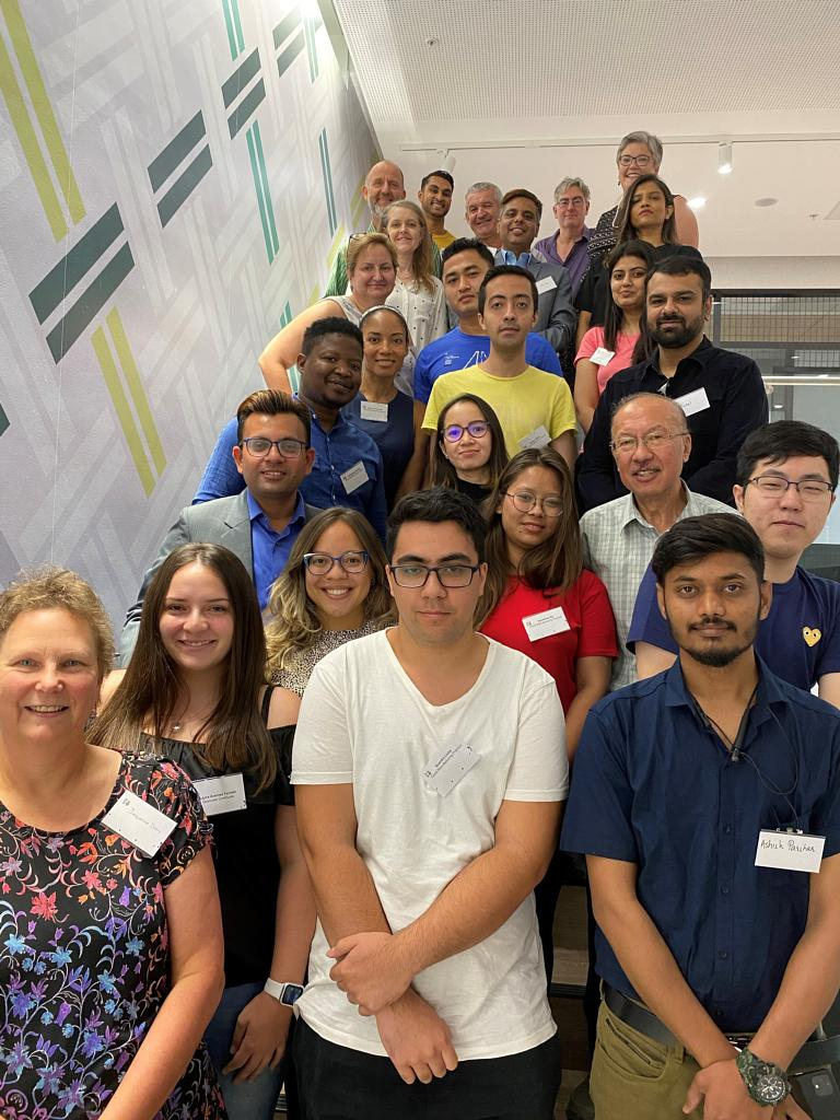 UTS postgraduate GMP student cohort for 2020