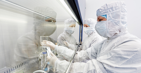 Aseptic Processing Pharmacy Technicians
