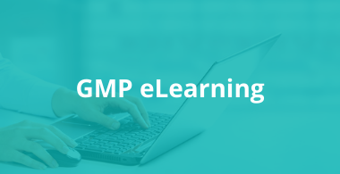 GMP eLearning Button