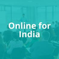 Public Training in India Button
