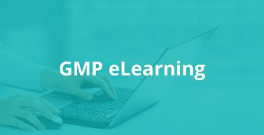 GMP E-learning Button