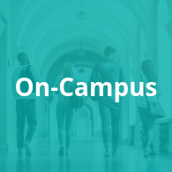 On-Campus Postgraduate Training Button
