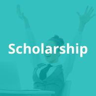 Postgraduate Scholarship Button
